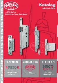 Schloss für Wohnungstüren 8 x 72 PZW 30 35 40 45 Dorn zur Auswahl Stulp 20-24